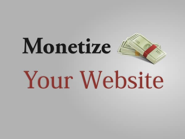 How to Make Money from Your WordPress Website