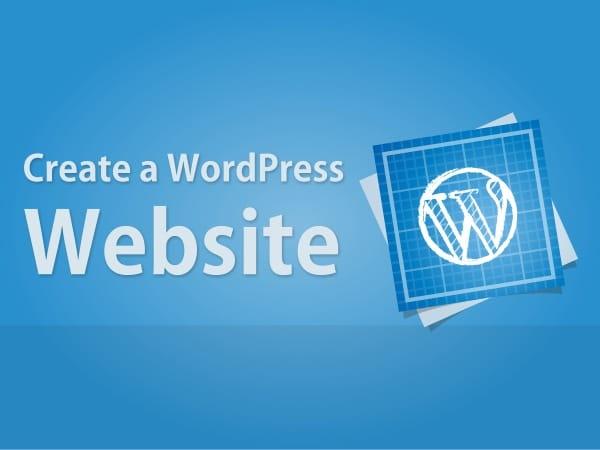 Using WordPress to Create a Website