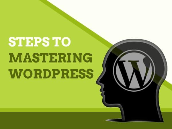 Steps to Mastering WordPress