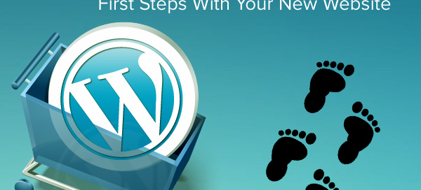 Beginning With WordPress: First Steps With Your New Website