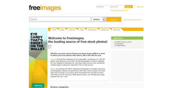 20 Places to Get Free Images for Your WordPress Blog Posts – Theme4Press
