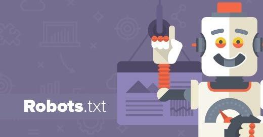 Robots dot text