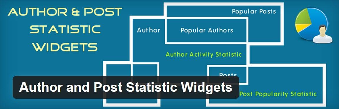 author-and-post-statistics-widget