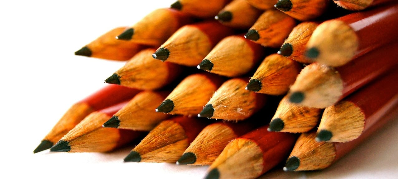 pencils-horizontal