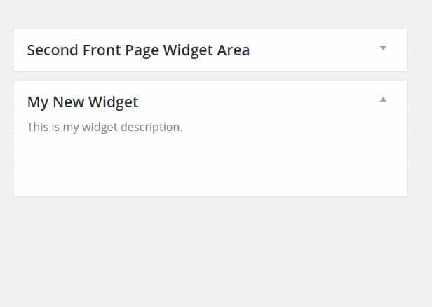 Adding A New Widget Area To Your Wordpress Site Theme4press