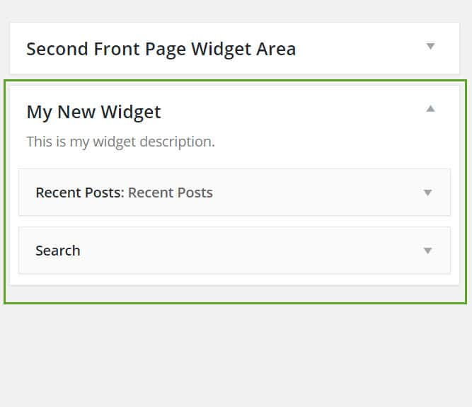 widgets-in-widget-area