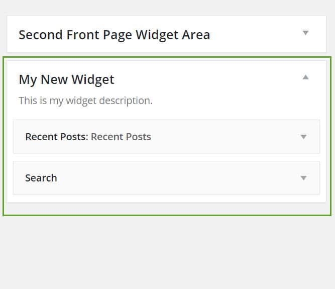 widgets-in-widget-area