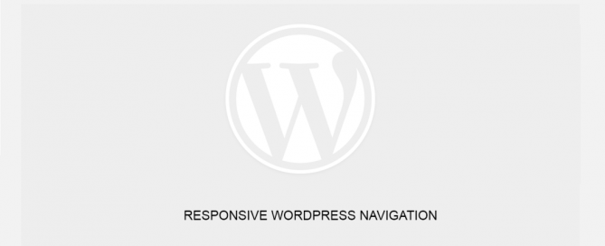 Building Responsive Navigation for WordPress