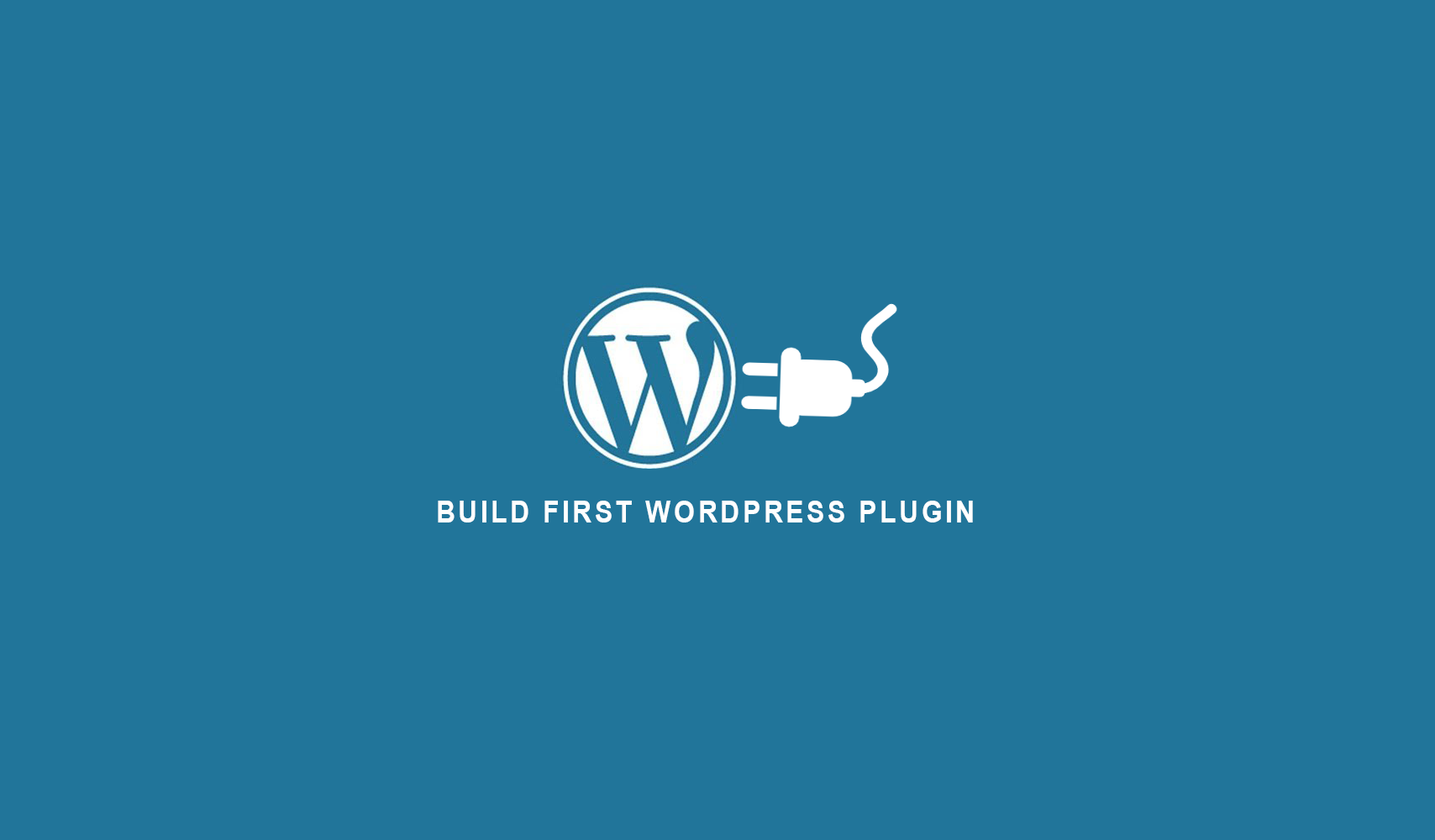 Build first WordPress Plugin