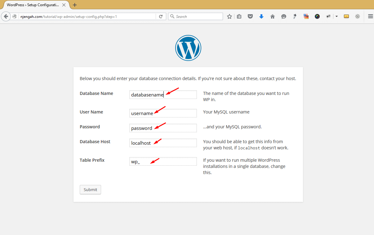 How to Install WordPress Manually on Webhost